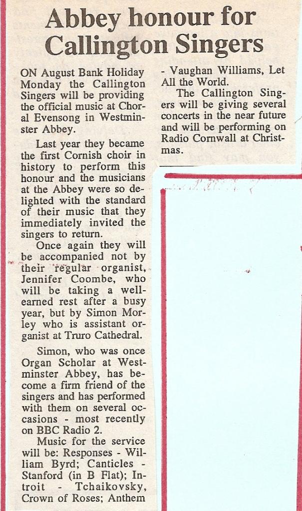 1993AbbeyCornishTimes270893