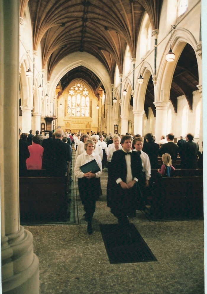1997IrelandStSavioursChurch