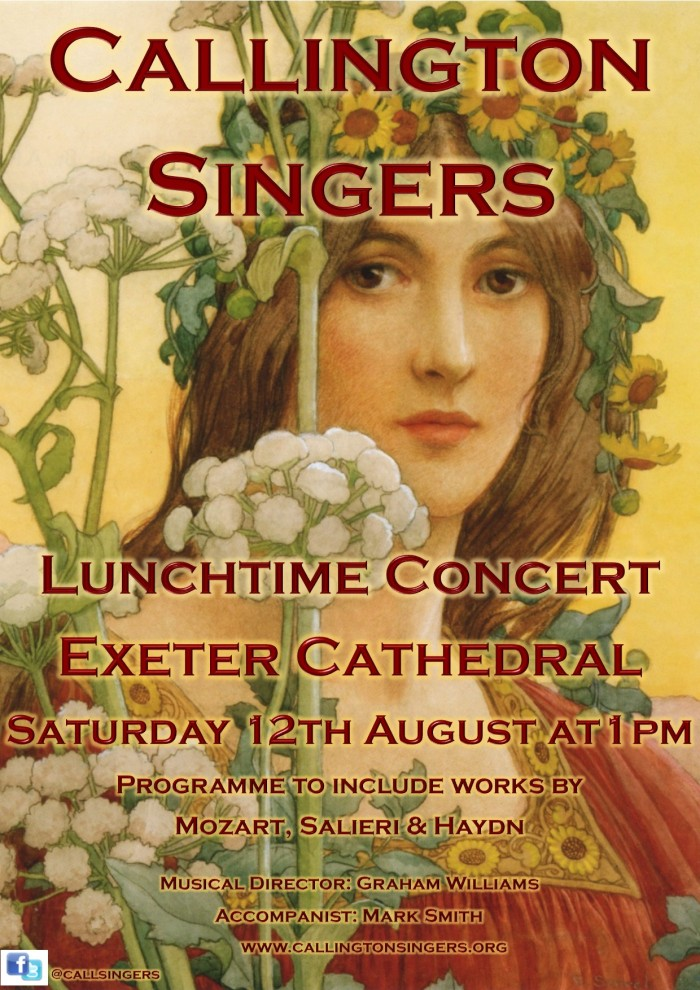 Exeter Cathedral Concert 2017