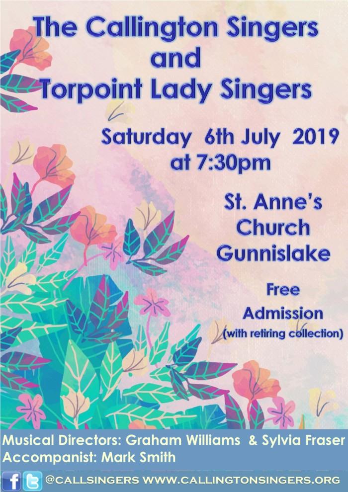 2019 Torpoint Ladies